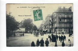 CPA 44 Saint Nazaire Place De La Gare (coté De L'arrivée) - Saint Nazaire