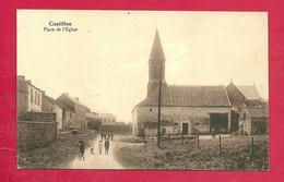 C.P. Castillon  =   Place  De  L' Eglise - Walcourt