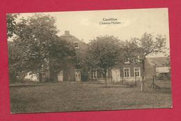 C.P. Castillon  =   Château  HUBERT - Walcourt