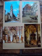 4 PK   Solbad Hall, Tirol     Voir Description /Zie Beschrijving/Siehe Beschreibung/see Description - Hall In Tirol