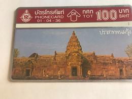 8:309 - Thailand Phanomrung - Tailandia