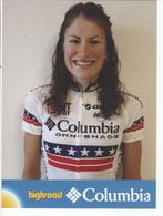 MARA ABBOTT    COLUMBIA  2008 - Cycling