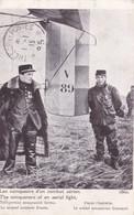 Les Vainqueurs D'un Combat Aérien Avion - War 1914-18