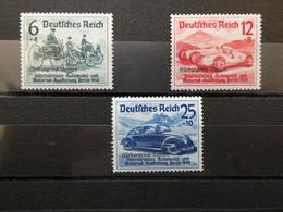 ALLEMAGNE N° 629A à 629C  Neufs Sans Charnière Cote 300€ - Unused Stamps