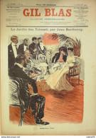 GIL BLAS-1903/29-CARRE-JEAN BERTHEROY-RENE PREJELAN-LUBIN De BEAUVAIS - Le Petit Journal