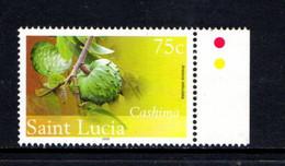 SAINT  LUCIA    2005    Flowering  Fruits  75c  Cashima    MNH - St.Lucia (1979-...)