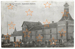 Vaulx-Vraucourt Canton De Croisilles  Brasserie Bachelet - Sin Clasificación