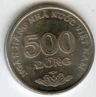 Viêt-Nam Vietnam 500 Dong 2003 KM 74 - Vietnam