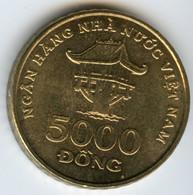 Viêt-Nam Vietnam 5000 Dong 2003 KM 73 - Vietnam