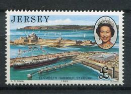 Jersey 1989. Yvert 478 ** MNH. - Jersey