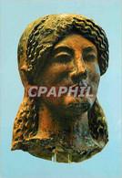 CPM Agrigento Museo Nazionale - Sala Nr.5-Testa Di Kore - Esculturas