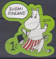 +Finland 2013. Mumi. Cancelled - Gebruikt