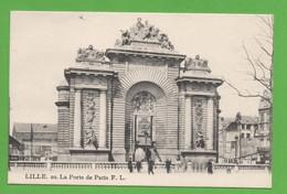 59 - Lille - La Porte De Paris - Lille