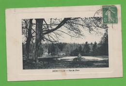 91 - Mereville - Vue Du Parc - Mereville