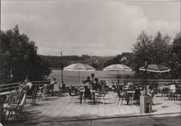 Buckow - FDGB-Erholungsheim, Terrasse - Ca. 1985 - Buckow