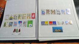 DM226 GROS LOT FEUILLES FRANCE A TRIER  COTE ++  DÉPART 10€ - Collections (with Albums)