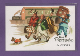 27-CPSM GISORS - Gisors