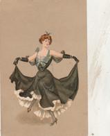 CPA - Très Belle Dame  - 057 - 1900-1949