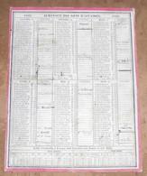 Almanach Des Gens D'Affaires 1862 - Big : ...-1900