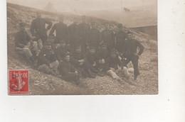 CPA  EPINAL 8EME BATAILLON 6EME BATTERIE 1908 - Andere Gemeenten