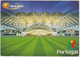 PORTUGAL  FOOTBALL Stadium Stade Estadio Lisboa UEFA Euro 2004 - Calcio