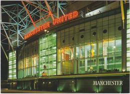 MANCHESTER UNITED  FOOTBALL Stadium Stade Estadio Old Trafford - Calcio