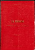 LA LEMURIE - Peuple Mystérieux - Ed. Rusicurciennes -1982 - Bon état - Esotérisme