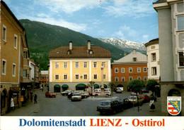 Dolomitenstadt Lienz, Osttirol (643) * 5. 7. 1989 - Lienz