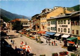 Lienz, Osttirol - Stadtplatz (5804a) - Lienz