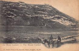 Le Mont Carmel  The Mount Carmel  Jerusalem Damas     M 6026 - Israël