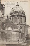 Cpa ( 75 Paris ) Rue Garentière , Chevet De L'église Saint-sulpice Qui Fut Temple De La Victoire - Distrito: 06