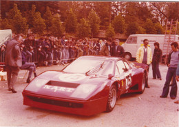 Photo Automobile 24 Heures Du Mans 1977 Ferrari 365 GT4 BB  Pilotes Migault / Guitteny 2665 B - Coches