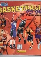 NBA BASKETBALL '95 '96 - STICKER ALBUM - Mancano 26 Figurine - PANINI - Sonstige