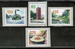 AT 2020 MI 29-32 Dispensenmarken MNH - 2011-... Unused Stamps