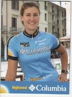 ALEX  RHODES    COLUMBIA  2008 - Cycling