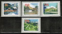AT 2020 MI 33-36 Dispensenmarken MNH - 2011-... Unused Stamps