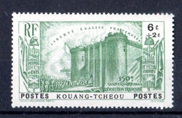 Kouang Tcheou N° 120 Neufs * TB Cote 12 € - Unused Stamps