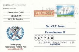 Nederland Netherlands 2008 Zwolle Postal Stationary Card Briefkaart - Material Postal