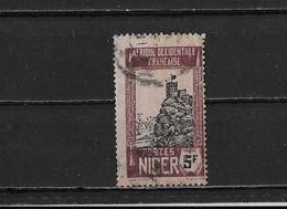 Niger Yv. 50 O. - Oblitérés