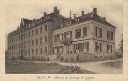 Luxembourg-Luxemburg - Mersch - Maison De Retraite St.Joseph - Manufacture De Cartes Vues , Ed.Hansen , Mersch - Altri