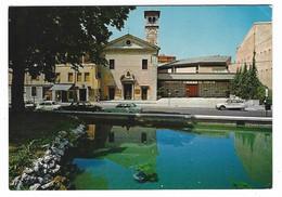 8242 - UDINE VIA GEMONA CHIESA DI S QUIRINO 1970 CIRCA - Udine