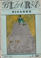 REVUE BIZARRE JUILLET 1956 - Humour