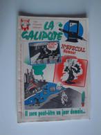 La Galipote,journal Satirique Auvergnat, Engagé Et Critique,caricatures Et Dessins Dans Le Goût De Charlie-Hebdo,2006 - Humour