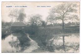 Genck - Le Bief Du Moulin 19.. - Genk