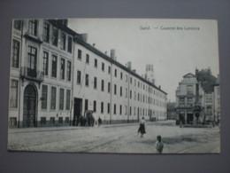 GAND - CASERNE DES LANCIERS ET ARTILLERIE - H. M. B. N° 57 - Gent