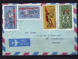 Bulgarie  -  Lettre Pour La France - Cartas