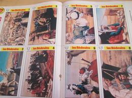 SPI920  Supplément à SPIROU N° 1796 De 1972 / LES VIGNETTES PEUPLES ETRANGES : LES BEDOUINS - Spirou Magazine