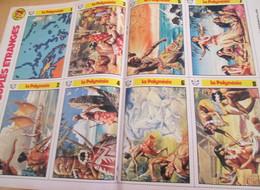 SPI920  Supplément à SPIROU N° 1792 De 1972 / LES VIGNETTES PEUPLES ETRANGES : LA POLYNESIE - Spirou Magazine