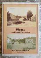 Rienne Son Histoire - Ses Familles, J. Et L. Quewet, 2003 - 1901-1940