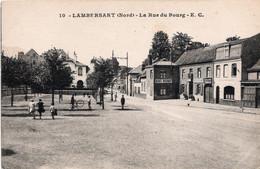 LAMBERSART RUE DU BOURG - Lambersart